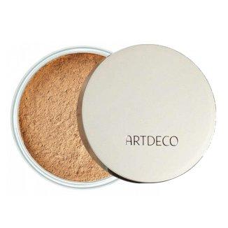 Artdeco, podkład mineralny do twarzy sypki, nr 8, light tan, 15 g - zdjęcie produktu