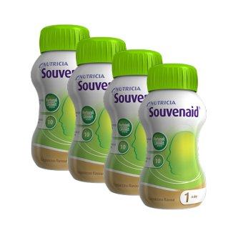 Souvenaid, płyn, smak cappuccino, 4 x 125 ml - zdjęcie produktu