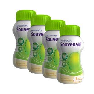 Souvenaid, płyn, smak waniliowy, 4 x 125 ml - zdjęcie produktu