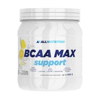 Allnutrition BCAA Max Support, smak cytrynowy, 500 g - zdjęcie produktu