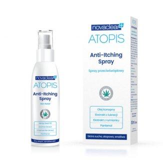Novaclear Atopis, spray przeciwświądowy, 100 ml - zdjęcie produktu
