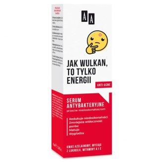 AA Emoji, serum antybakteryjne przeciw niedoskonałościom, 40 ml - zdjęcie produktu