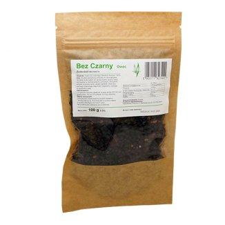 Owoc Bzu Czarnego, ZioLovital Premium, 100 g - zdjęcie produktu