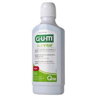 Sunstar ActiVital, płyn do płukania jamy ustnej, 500 ml - zdjęcie produktu