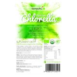 KenayAG, Chlorella organiczna, Proszek, 100 g - miniaturka zdjęcia produktu