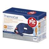 Pic Solution Thermogel, kompres żelowy na kolano, z pasem, 17 cm x 30 cm, 1 sztuka - miniaturka zdjęcia produktu