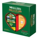 Moller's Gold Tran Norweski, aromat cytrynowy, 250 ml + Dermika Gold 24 k, krem-maska nocne odmładzanie, 50 ml - miniaturka zdjęcia produktu