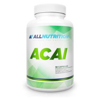 Allnutrition, ACAI, ekstrakt acai 500 mg, 90 kapsułek - zdjęcie produktu