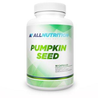 Allnutrition Pumpkin Seed, ekstrakt z pestek dyni, 90 kapsułek - zdjęcie produktu