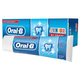 Oral-B Junior, pasta do zębów dla dzieci powyżej 6 lat, 75 ml - zdjęcie produktu