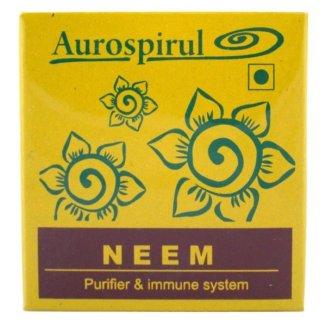 Aurospirul, Neem, Proszek, 100 g - zdjęcie produktu