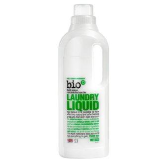 Bio-D, płyn skoncentrowany do prania o zapachu jałowca i wodorostów, hipoalergiczny, 1 l - zdjęcie produktu