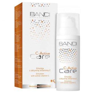 Bandi C-Active Care, emulsja z aktywną witaminą C, 50 ml - zdjęcie produktu