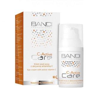 Bandi C-Active Care, krem pod oczy z aktywną witaminą C, 30 ml - zdjęcie produktu