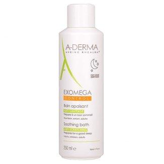 A-Derma Exomega Control, kąpiel kojąca, skóra sucha i skłonna do atopii, 250 ml - zdjęcie produktu