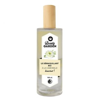 Beauty Garden, płyn organiczny do demakijażu, z rumiankiem, 100 ml - zdjęcie produktu