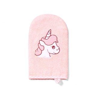 BabyOno, myjka bambusowa, dla dzieci i niemowląt, różowa, 1sztuka - zdjęcie produktu