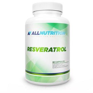 Allnutrition Resveratrol, 60 kapsułek - zdjęcie produktu