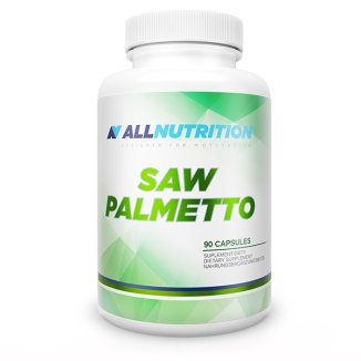 Allnutrition Saw Palmetto, 90 kapsułek - zdjęcie produktu