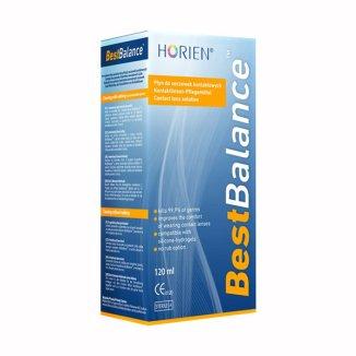 Płyn do soczewek Horien, BestBalance, 120 ml - zdjęcie produktu