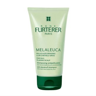 Rene Furterer Melaleuca, szampon przeciwłupieżowy, łupież suchy, 150 ml - zdjęcie produktu