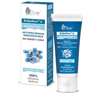 AVA Relipidium, Emulsja do twarzy i ciała, natłuszczająca, 100 ml - zdjęcie produktu