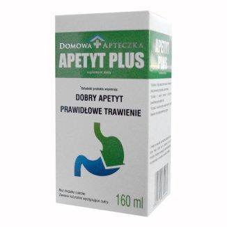 Apetyt Plus, 160 ml - zdjęcie produktu