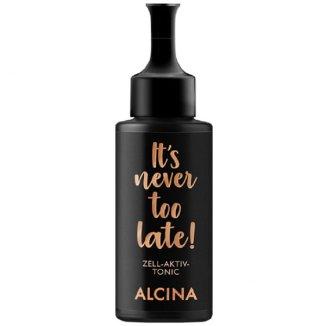 Alcina, Its never too late, zell-active-tonik, tonik do twarzy, 50 ml - zdjęcie produktu