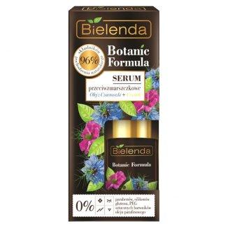 Bielenda Botanic Formula, serum przeciwzmarszczkowe, olej z czarnuszki i czystek, 15 ml - zdjęcie produktu