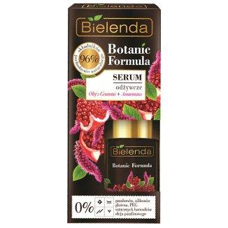 Bielenda Botanic Formula, serum odżywcze, olej z granatu i amarantus, 15 ml - zdjęcie produktu