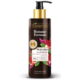 Bielenda Botanic Formula, mleczko do demakijażu, olej z granatu i amarantus, 200 ml - zdjęcie produktu