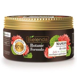 Bielenda Botanic Formula, masło do ciała, imbir i dzięgiel, 250 ml - zdjęcie produktu