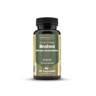 PharmoVit, Brahmi ekstrakt 20:1, 90 kapsułek - zdjęcie produktu