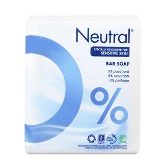Neutral, mydło w kostce, 2 x 100 g - zdjęcie produktu