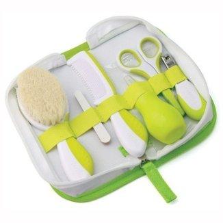 Nuvita, zestaw akcesoriów do pielęgnacji dziecka, zielony, 1 sztuka - zdjęcie produktu