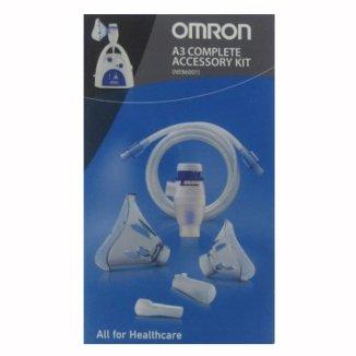 Akcesoria do nebulizatora Omron A3 Complete, 1 sztuka - zdjęcie produktu