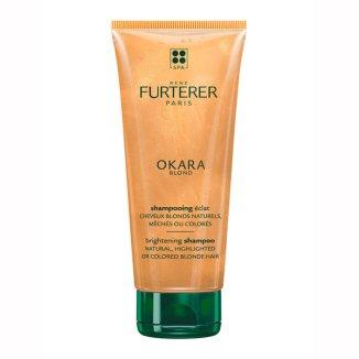 Rene Furterer Okara blond, szampon rozjaśniajacy, 200 ml - zdjęcie produktu