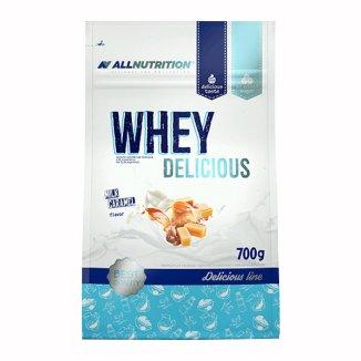 Allnutrition, Whey Delicious, białko, smak mlecznego karmelu, 700 g - zdjęcie produktu