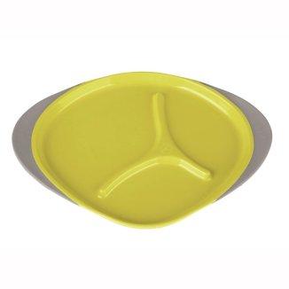B.Box, talerzyk trójdzielny, Lemon sherbet, 1 sztuka - zdjęcie produktu