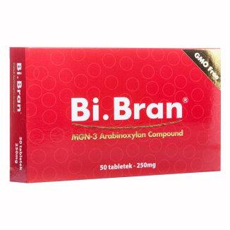 Bi.Bran, MGN-3 Arabinoxylan Compound 250 mg, 50 tabletek - zdjęcie produktu