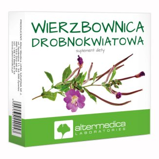 Alter Medica, Wierzbownica drobnokwiatowa, 60 tabletek - zdjęcie produktu