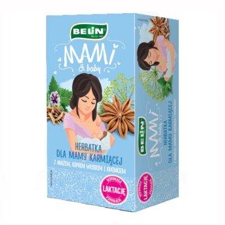 Belin Mami & Baby Herbatka dla mamy karmiącej, 2 g x 20 saszetek - zdjęcie produktu