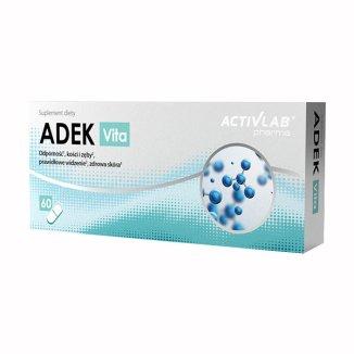 Activlab Pharma ADEK Vita, 60 kapsułek - zdjęcie produktu