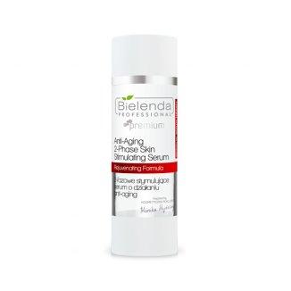 Bielenda Professional, 2-fazowe stymulujące serum Anti-Aging, 15 ml - zdjęcie produktu