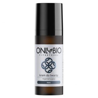 Onlybio, krem regenerujący do twarzy, na noc, 50 ml - zdjęcie produktu