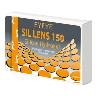 Soczewki kontaktowe Eyeye Sil Lens 150, 30-dniowe, -2,25, 6 sztuk - zdjęcie produktu