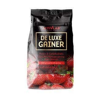 Activlab De Luxe Gainer, smak truskawkowy, 3000 g - zdjęcie produktu