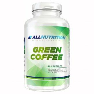 Allnutrition, Green Coffee, zielona kawa, 90 kapsułek - zdjęcie produktu