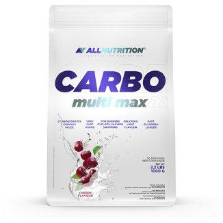 Allnutrition, Carbo Multi Max, smak wiśniowy, 1000 g - zdjęcie produktu