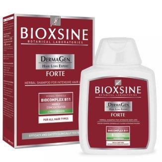 Bioxsine, Dermagen Forte, ziołowy szampon zapobiegający wypadaniu włosów, 300 ml - zdjęcie produktu